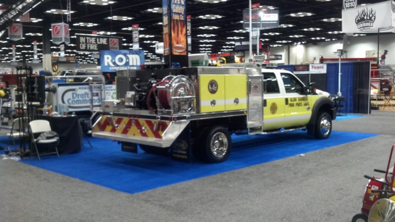 Weis Quick Attack at FDIC