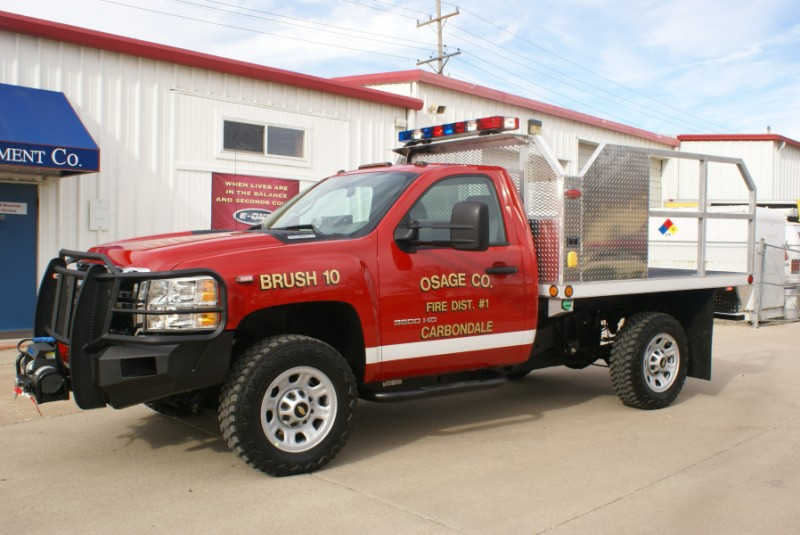 Osage County FD, Weis Quick Attack