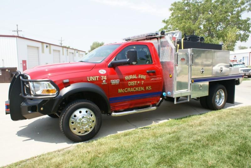 McCracken Rural Fire District 7, Weis Quick Attack