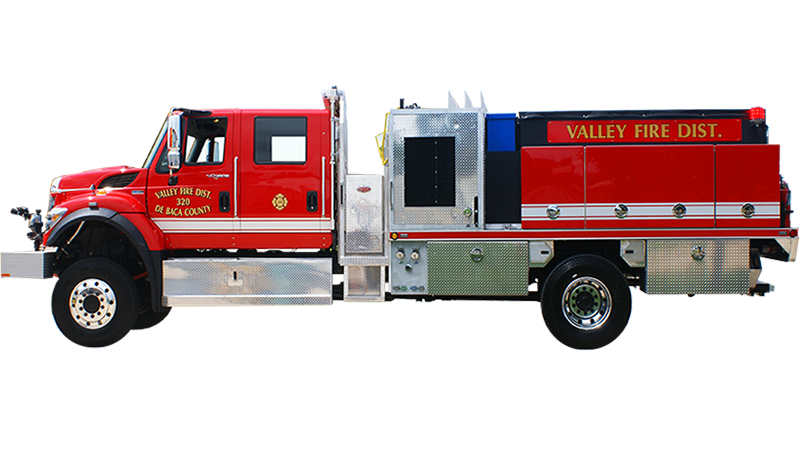 Valley Fire District, Weis Quick Attack