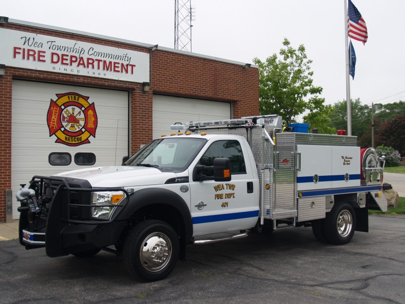 Wea Twp FD, Weis Quick Attack
