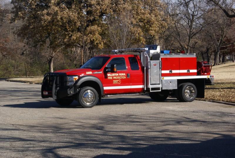Williston Rural FP, Weis Quick Attack