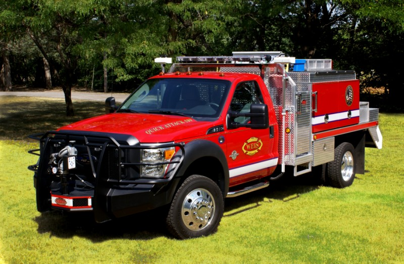 Weis Fire & Safety Demo Unit, Weis Quick Attack