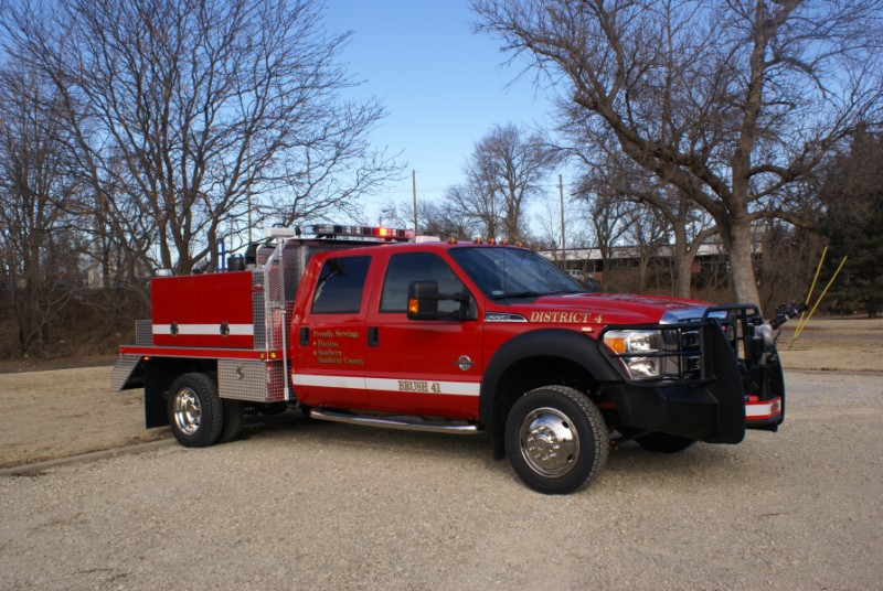 Sandoval County Fire Department, Weis Quick Attack
