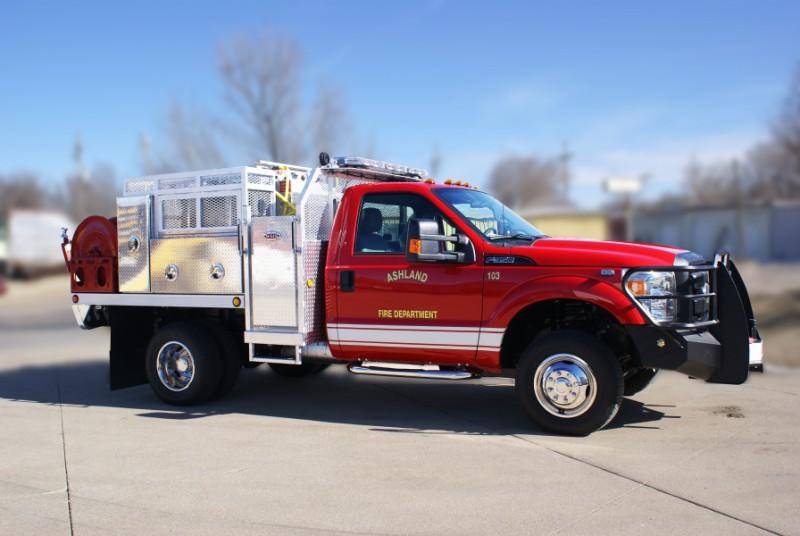 Ashland Fire Department, Weis Quick Attack