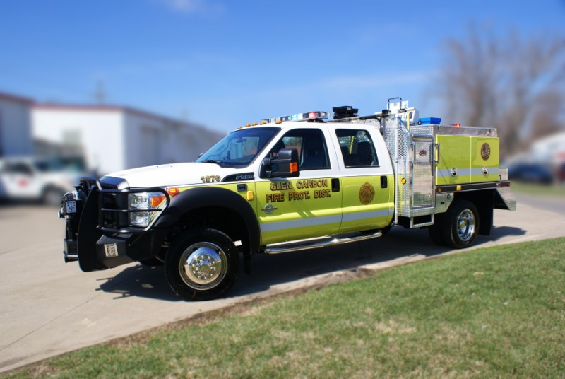 Glen Carbon Fire Protection District, Weis Quick Attack