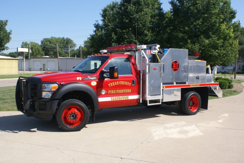 Texas County FD, Weis Quick Attack