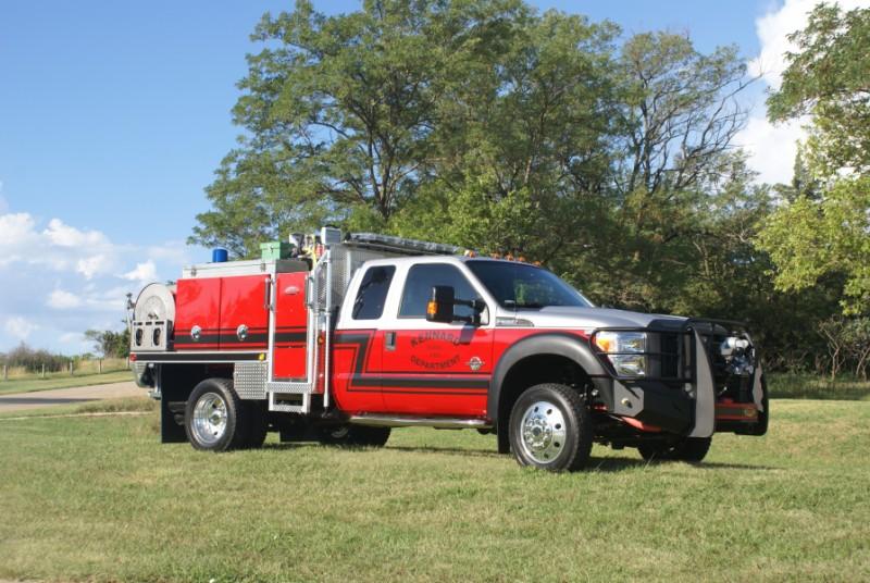Kennard Rural Fire Department, Weis Quick Attack