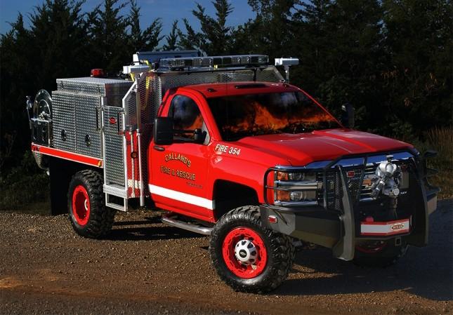 Callands Fire Department, Weis Quick Attack
