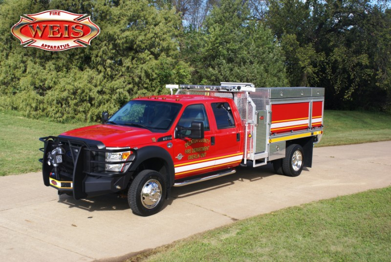 Decatur County Rural FD, Oberlin Unit, Weis Quick Attack