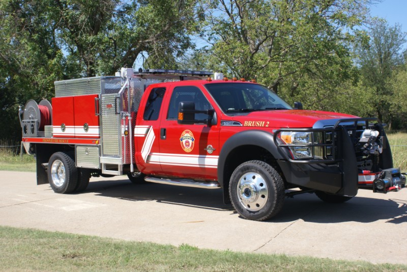 Prosper Fire Department, Weis Quick Attack