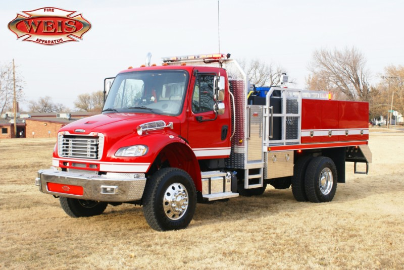 Grant County Fire Department, Weis Stallion