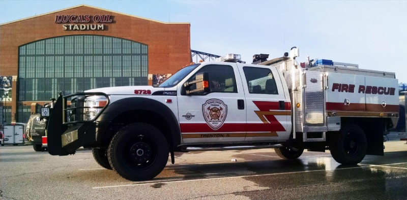 Sugar Creek TWP FPD, Weis Quick Attack