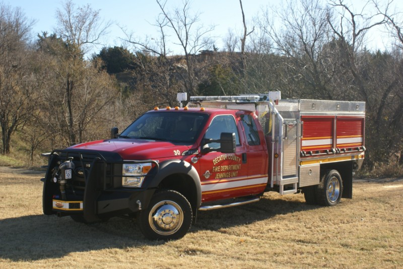 Decatur County FD, Jennings Unit, Weis Quick Attack