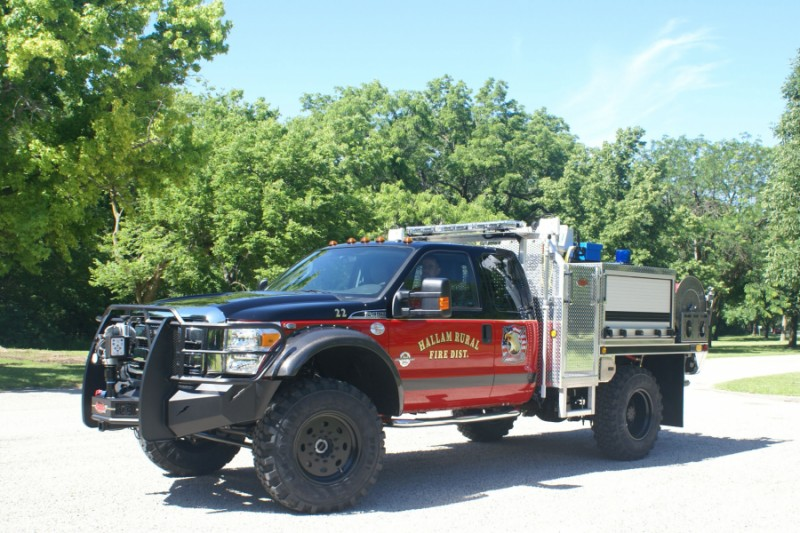 Hallam Rural Fire District, Weis Quick Attack