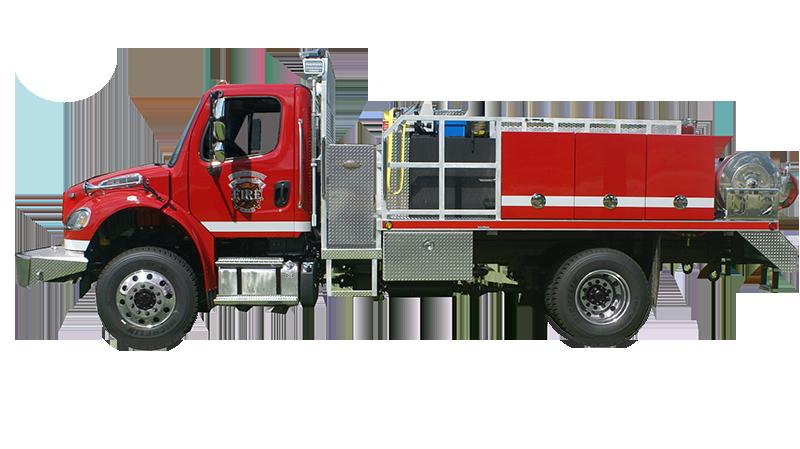 Burlington Fire Dept, Weis Stallion