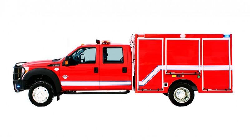 Ponca Hills Volunteer Fire Department, Weis Quick Attack