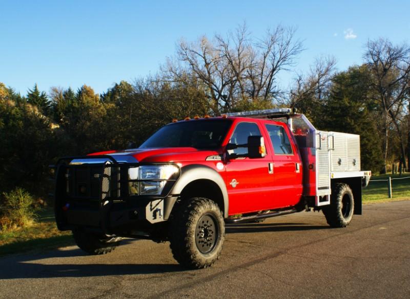 Mt Pulaski Fire Department, Weis Quick Attack