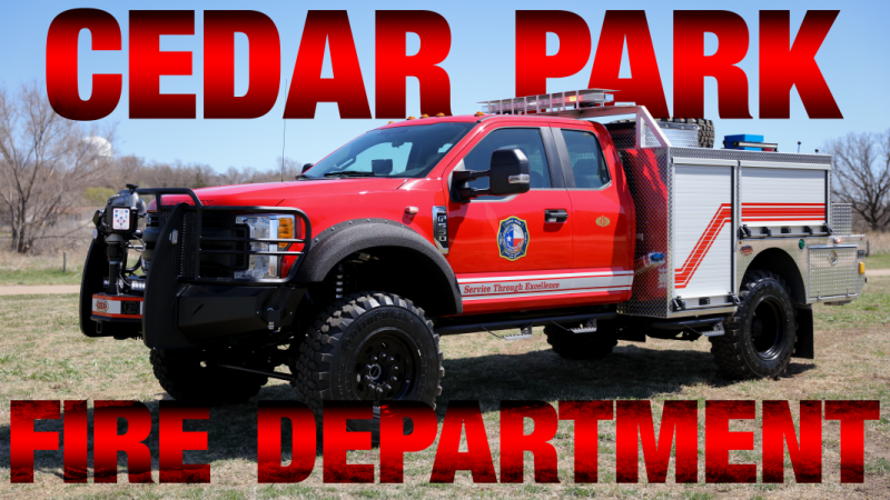 Cedar Park Fire Dept, Weis Quick Attack