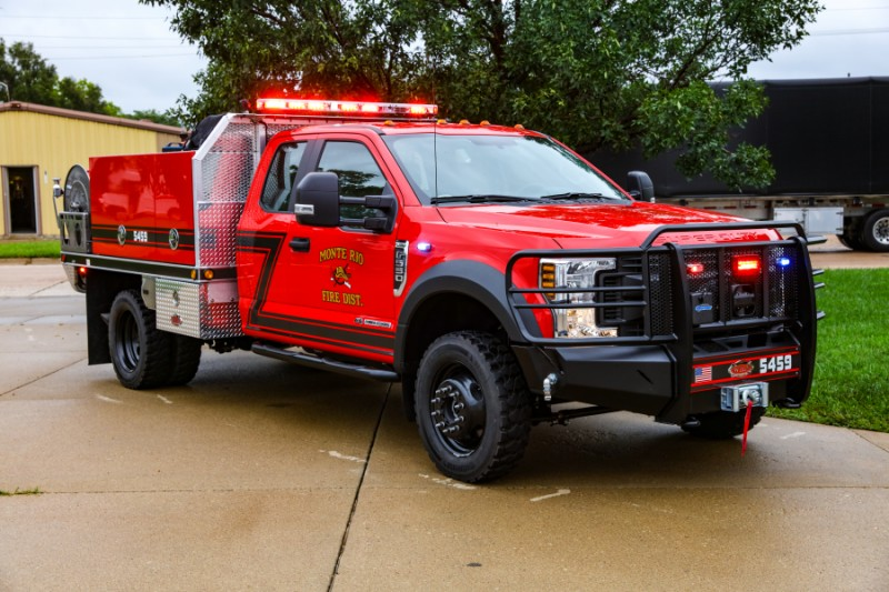 Monte Rio Fire District, Weis Quick Attack