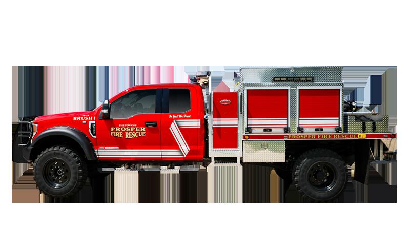 Prosper Fire Rescue, Weis Quick Attack