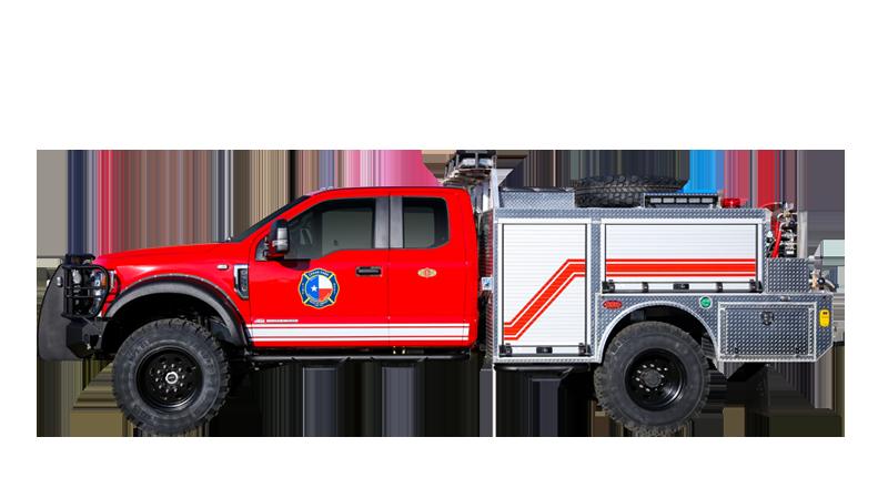 Weis Quick Attack, Cedar Park Fire Department