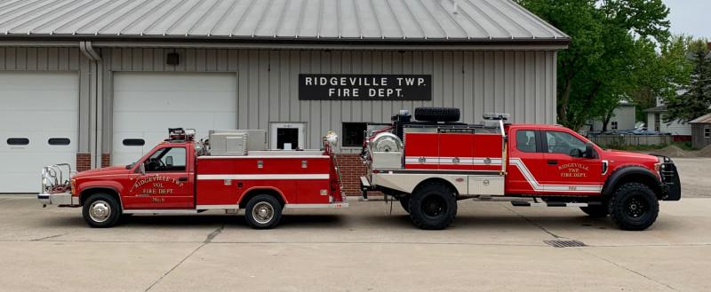 Ridgeville Twp apparatus