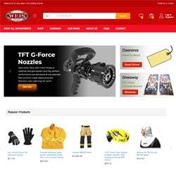 Weis Fire Online Store