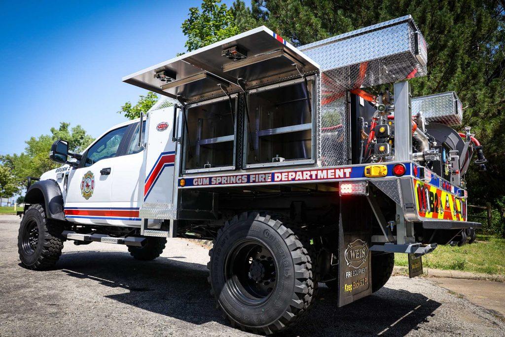 Weis Quick Attack - Gum Springs Fire Department