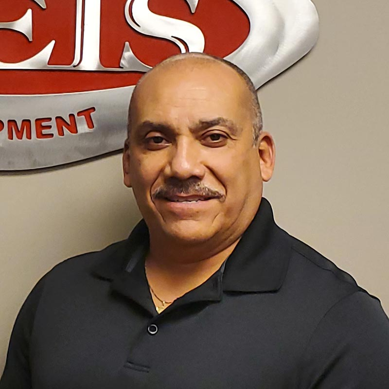 Marc Perez - Account Representative