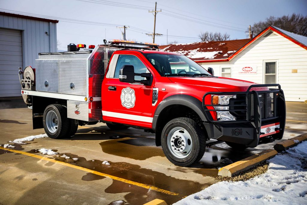 Weis Quick Attack - Medicine Lodge City Fire Department