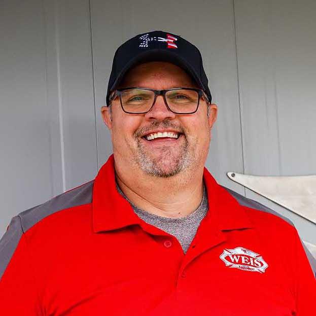 Tim Lewis - Account Representative