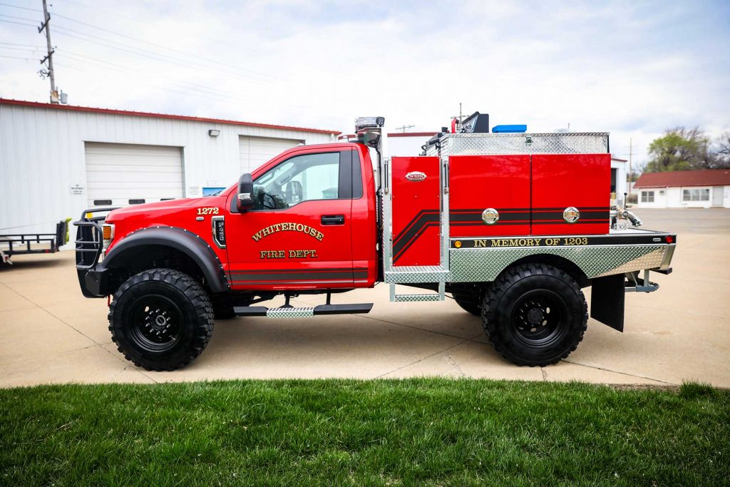 Weis Quick Attack - Whitehouse Fire Department
