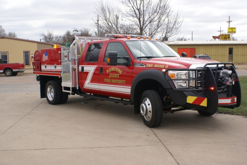 Weis Quick Attack - Bascom Joint Fire District