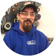 Bobby Williamson - Draft Commander Assembly Technician