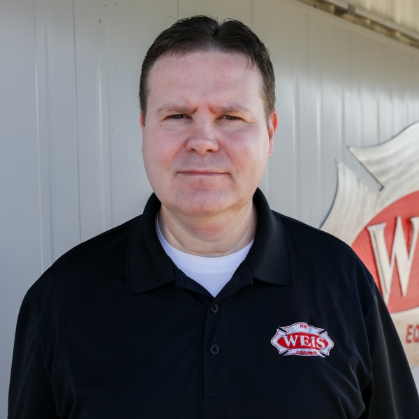 Chad Tillery - Purchasing & Warehouse Manager