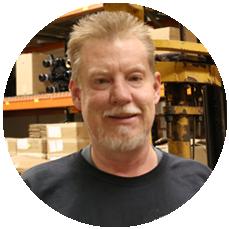Dave Koepplin - Warehouse & Inventory Control