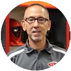 Dennis Johnson - Inside Sales Manager