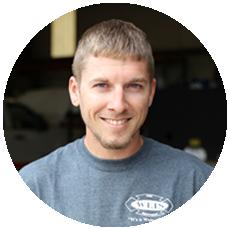 Seth Gooden - Apparatus Supervisor
