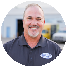 Steve Robertson - Draft Commander Training Technician / EVT Tech