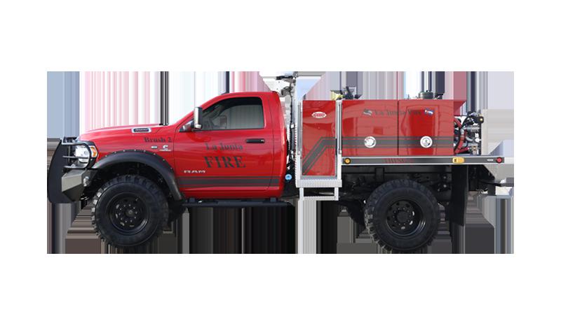 Weis Quick Attacks - La Junta Fire Department