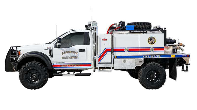 Weis Quick Attack - Hardesty Fire Fighters - Texas County, Oklahoma