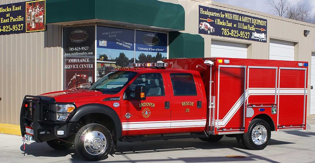 Weis Light Rescue, Andover Fire Department