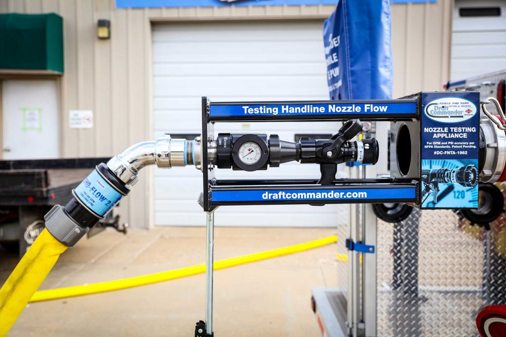 DC Handline Nozzle Tester