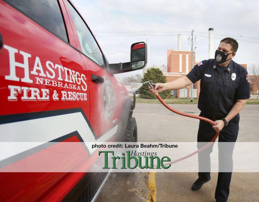 Hastings Tribune - Weis Quick Attack