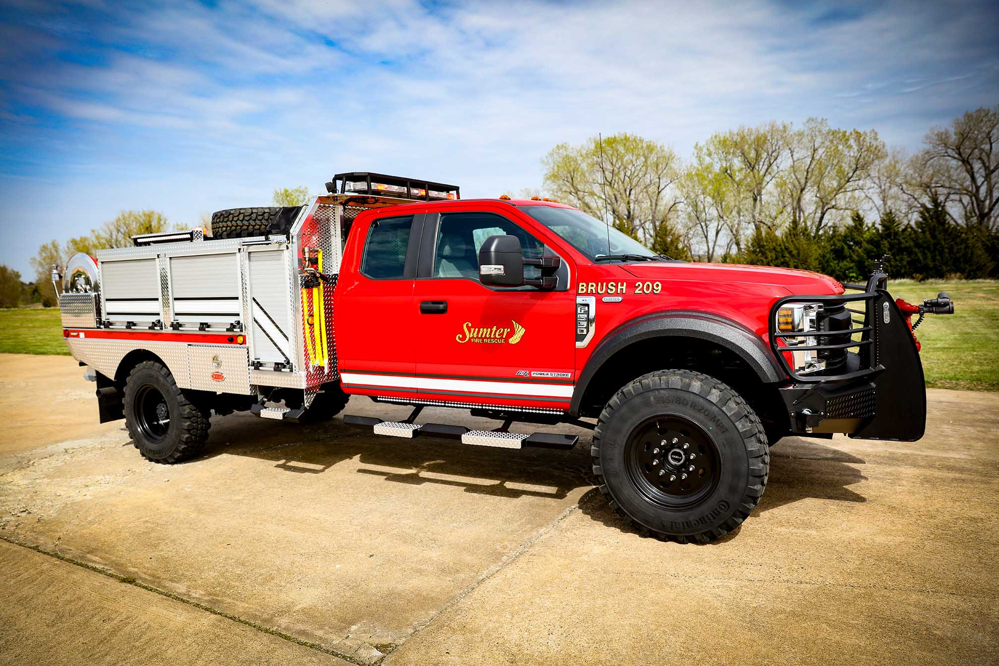 Weis Quick Attack - Sumter Fire Department