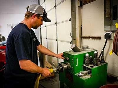 Fire Equipment Repair & Maintenance