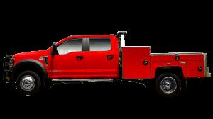 Parsons KS Fire Department Service Truck