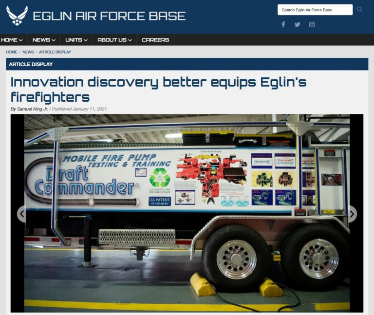 Eglin AFB Draft Commander Article