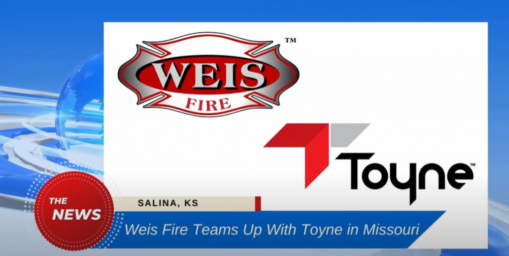 Weis teams with Toyne MO